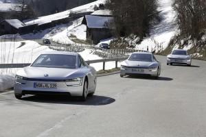 Der neue Volkswagen XL1/XL1 ? Drive Luzern nach Genf