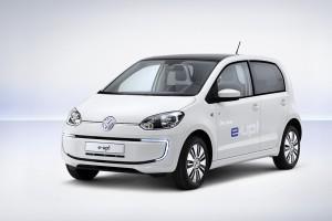 Der neue Volkswagen e-up!