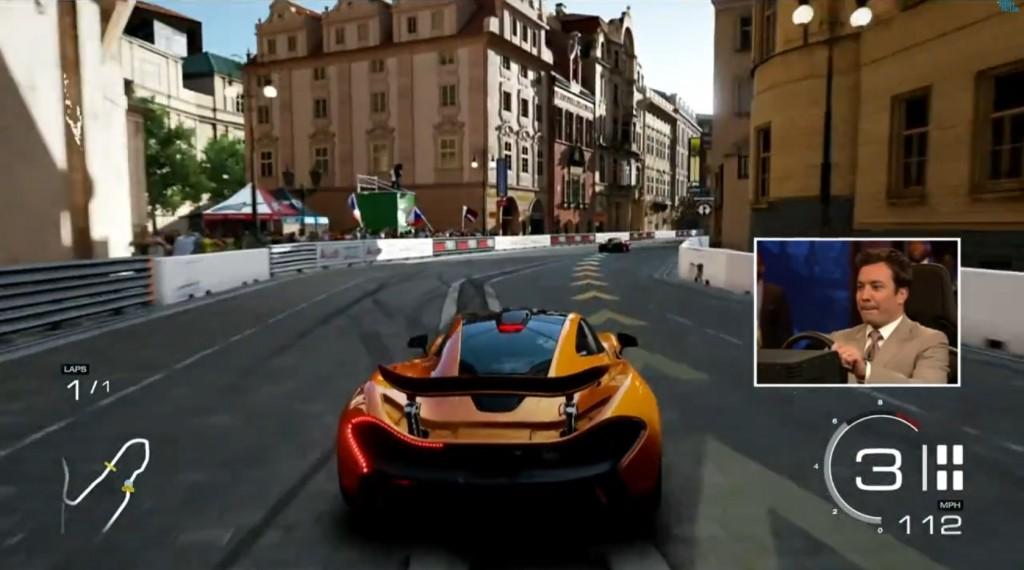 Forza 5 E3 build