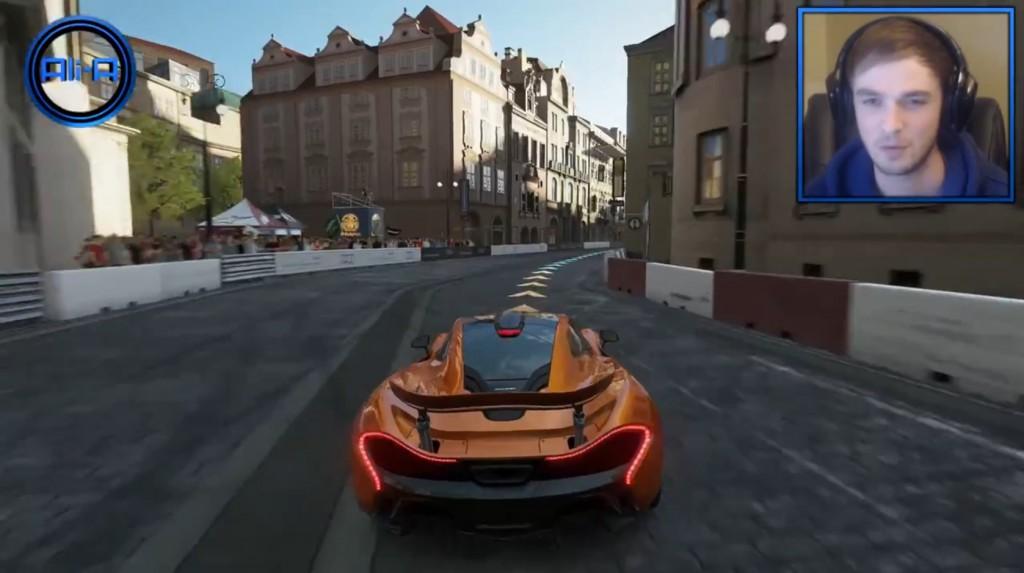 Forza 5 retail build