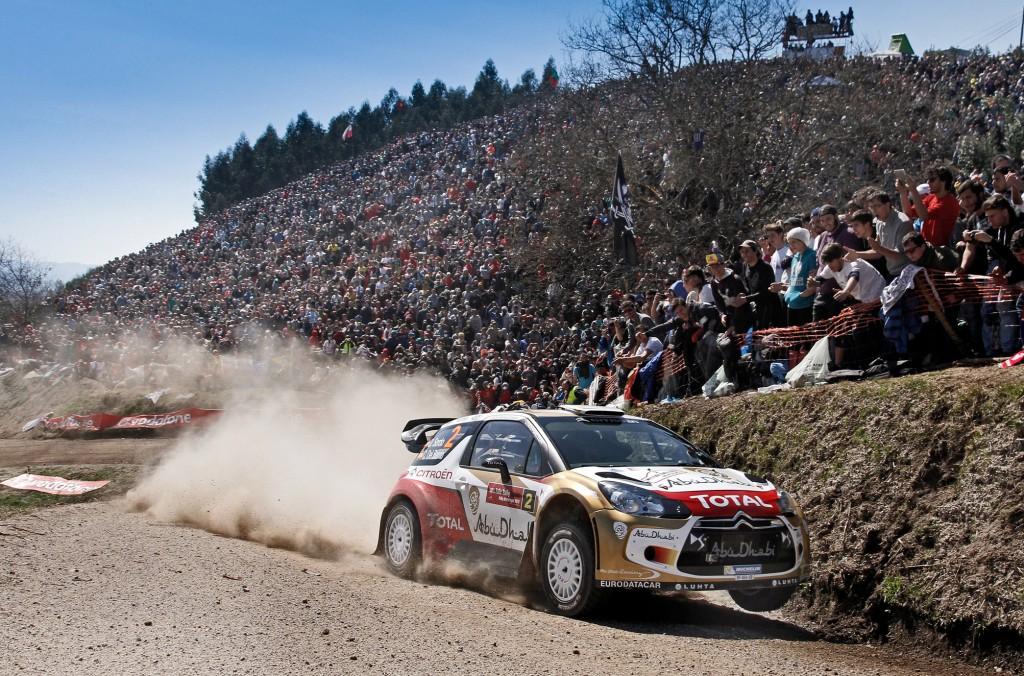 WORLD RALLY CHAMPIONSHIP 2013 - WRC FAFE RALLY SPRINT